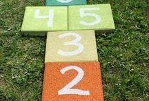 yard activities