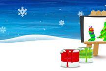 A StoryToys Christmas / Christmas fun with StoryToys apps!