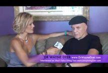 Dr. Wayne Dyer / by Ilona Fritsch