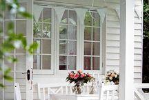 porches, decks, verandas.. etc / by Theresa Schader
