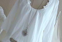 NEWS White Blouses / Die neue weiße weiße Bluse