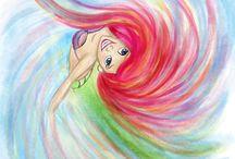 "Disney ""La Sirenetta"""