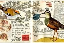 Sketchbooks and Journals