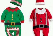 Świąeczne stylizacje / Mam nadzieję, że te inspiracje przydadza się przy wybierwniu strojów na świąteczne minisesje :)