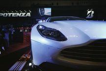 アストン・マーチンの続きです。芸術品。 It's Aston Martin DB11. #オートサロン #tokyoautosalon #astonmartin #db11写真
