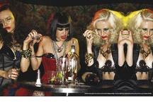 Kurv Magazine, 021, Binge Drinking by Brock Elbank.