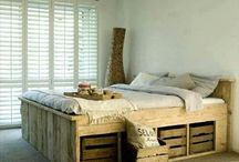 Pallets Ideas / ...things from wood pallets...