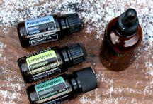 Essential Oils / by Hayley Benson