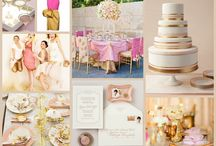 Gogeous in Gold Wedding / nothing says classic like this new trend of gold accents at your wedding.
