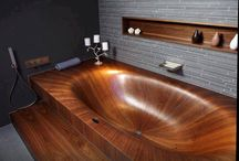 Beautiful Bathrooms / This board is about beautiful bathrooms and thing you can add to the bathroom to make it beautiful.