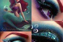 The little mermaid / by Tiffany Holmes