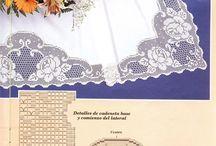 bordure de nappe/drap