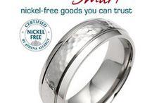Nickel Free rings