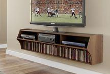 Półki TV