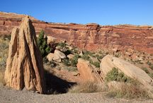 Colorado National Monument / Photos of the beautiful Colorado National Monument located just West of Grand Junctijon