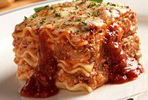 Recipes - Italian Inspired / by Diana Burns