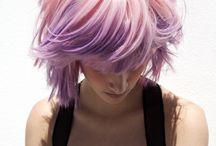 Brights / Vibrantly Coloured Hair  / by La Vida Hair & Beauty