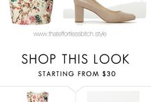 That Effortless Bitch | Fashion & Style Blog / Effortless Chic Style | How To Style | Outfit Ideas | Style | Womens Style