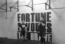 CrossFit Open Games Workout 13.4