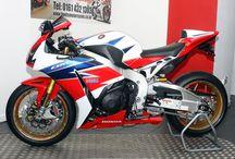 2016 Honda Motorcycles