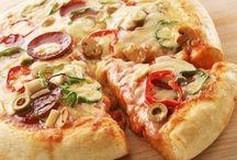 ζύμη pizza