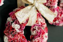 All Things Seasonal - Valentine's Day / valentine's day decor and ideas