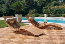 Teak Outdoor Furniture  / Teak Outdoor Furniture  / by Mary Kane