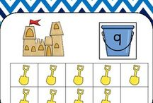 Composing/Decomposing Numbers -Tens Frame / by Ann Guess