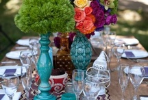 Tablescape Ideas / by Kristin Crawford