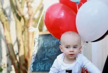 T's 1ST Bday! / Ideas and Inspirations for my son's first birthday.  Theme:  Sock Monkey Party!