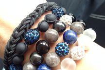 Handmade bracelet, shambala / Bracelet with semiprecious stones, handmade with love❤️