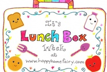Lunch boxes with love