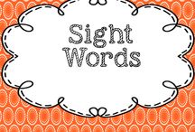 Sight Words / Great activities for teaching and learning sight words.