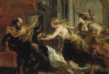 Painting. Peter Paul Rubens