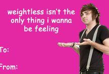 Emo Valentine Cards