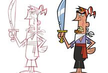 Art of Fairly Odd Parents