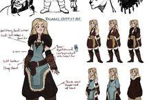 The Art of: Skyrim