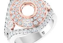 SOLITAIRE RINGS / A LOVING SYMBOL OF FOREVER