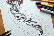 zentagle patterns