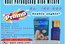 Like and Shared Promo Blue Wizard