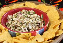 Mexican Favorites / by Cathy Farley