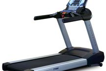 Treadmills / One of the most popular types of home exercise equipment is the treadmill, which provides a straightforward, efficient aerobic workout. For many, treadmills are a good choice to begin a new exercise routine because walking is well tolerated by most individuals regardless of fitness level and for most back conditions.