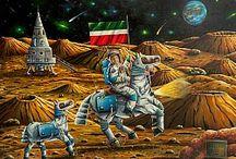 Soviet Naive Art / by Yulia