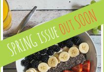 Thrive Health Magazine - Spring 2017 / Spring issue of Thrive Magazine is OUT SOON We're busy working on this latest issue which is packed full of  healthy features, recipes and expert interviews. At Thrive we only bring you reliable and trustworthy content, covering health, nutrition and wellness. Get your hands on our Spring Issue to help you kick off your healthy 'you' routine.  www.thrive-magazine.co.uk