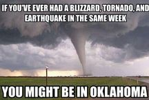 Oklahoma Proud / We love being in Oklahoma. Check out all the things our great state has to offer.
