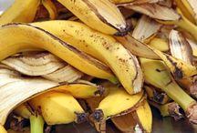 Aproveitamento de cascas de fruta