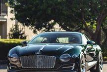 Bentley EXP 10