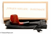 Jorgen Nielsen Pipes / by TobaccoPipes.com