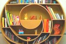 Dreamy Book Shelves