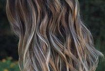 hair styles balayage